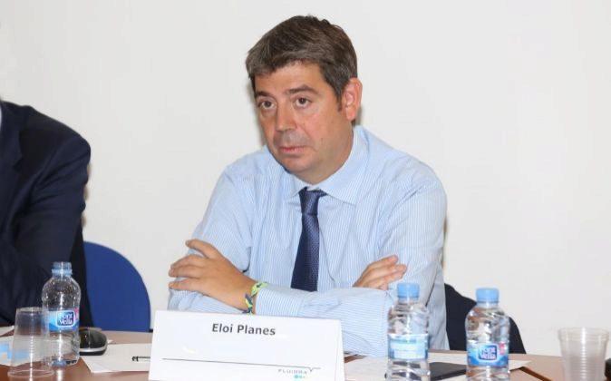 Eloi Planes es el presidente de Fluidra.