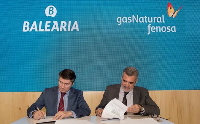 El director de Comercialización Mayorista Ibérica de Gas Natural...