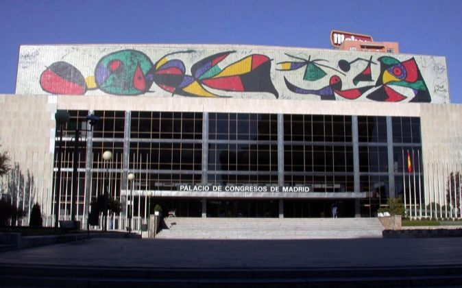 El palacio de congresos de la castellana albergar la sede de la omt en 2019 - Anos luz castellana ...