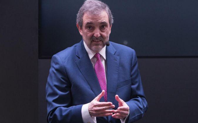 El presidente de Telefónica, Luis Miguel Gilpérez.