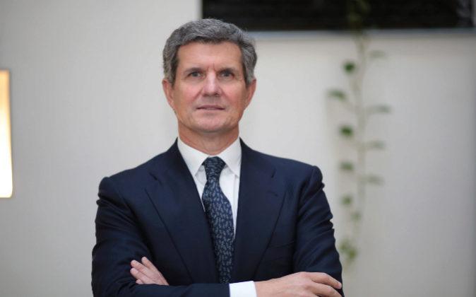Francisco Riberas es presidente de Gestamp.