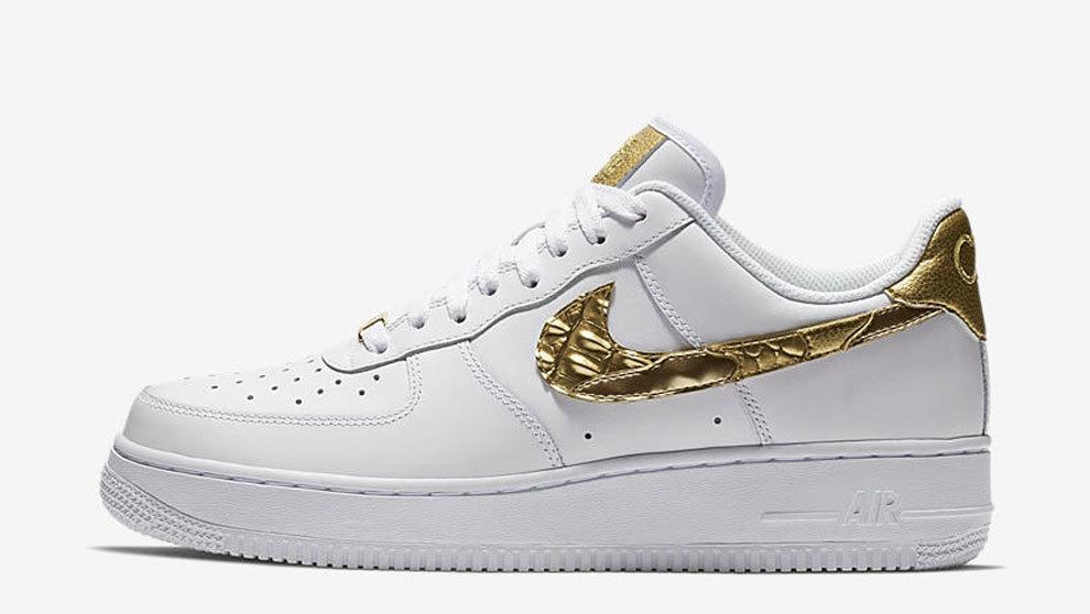 Cristiano Ronaldo agota sus nuevas zapatillas Nike Air Force 1 CR7 ...