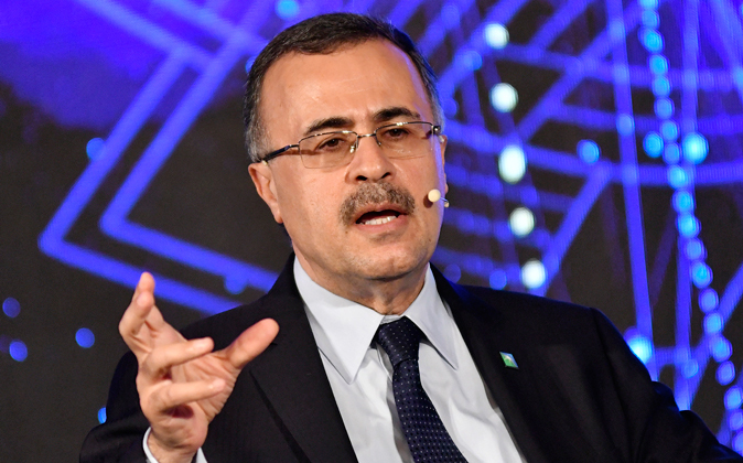 Amin H. Nasser, presidente y CEO de Saudi Aramco