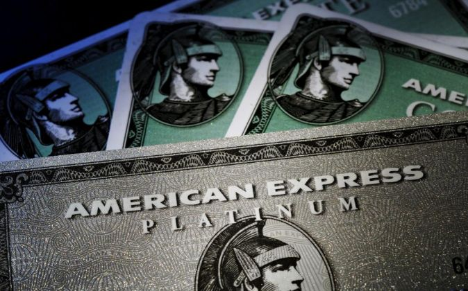 Tarjetas de American Express.