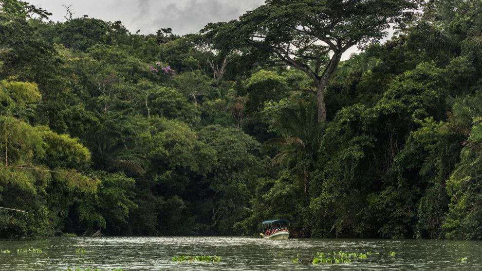 Reportaje fotográfico en Panamá.