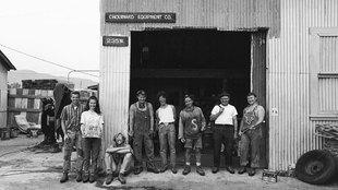 Inicios de la firma Patagonia, con el fundador Yvon Chouinard,...