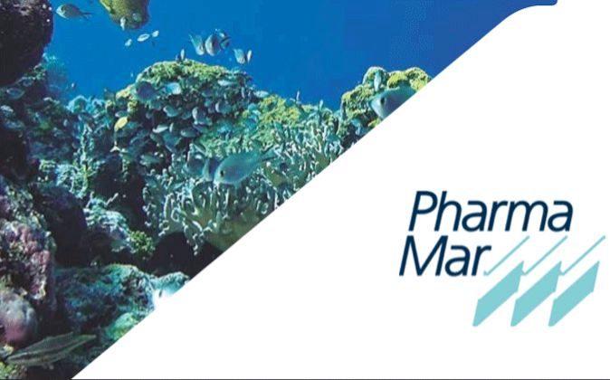 Imagen de una presentación de PharmaMar