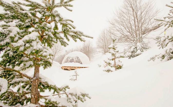 Nuevas experiencias en la nieve - Alojamiento en la nieve ...
