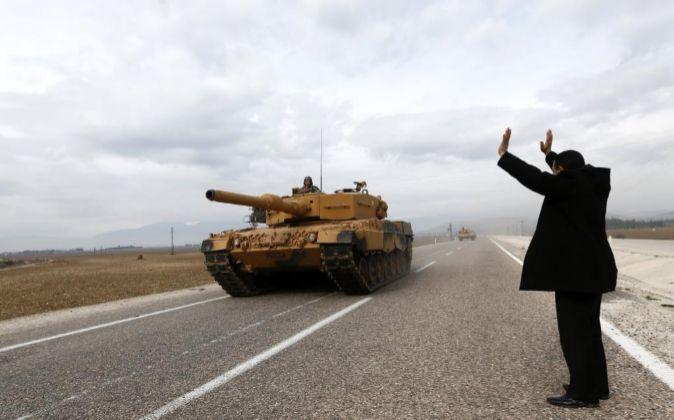 Francia pide una reunión urgente del Consejo de Seguridad de la ONU sobre la situación de Siria