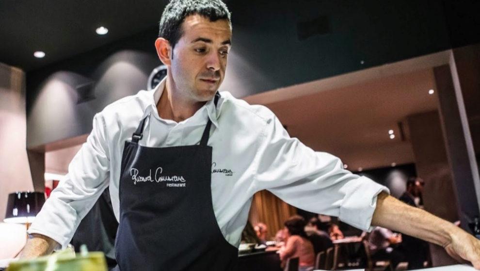 El chef Ricard Camarena impartirá una ponencia en Madrid Fusión 2018...