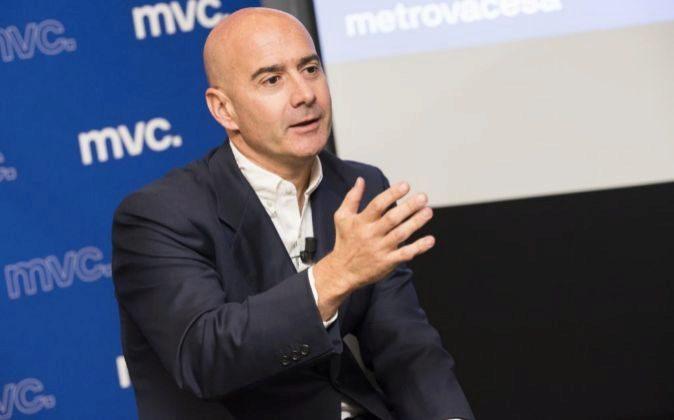 Jorge Pérez de Leza, consejero delegado de Metrovacesa.
