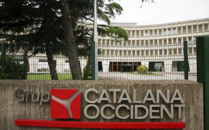 Sede de Catalana Occidente en Sant Cugat.