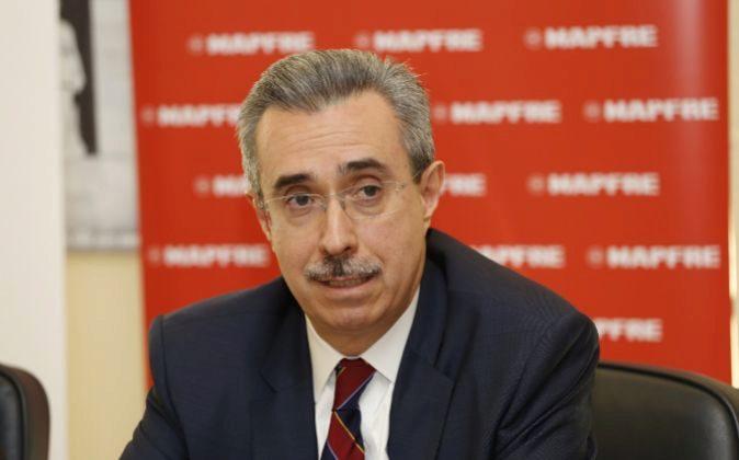 Manuel Aguilera, director general del Servicio de Estudios de Mapfre.
