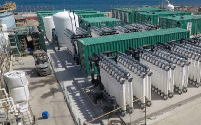 Acciona construye en Italia la mayor desalinizadora de todo el Mediterráneo
