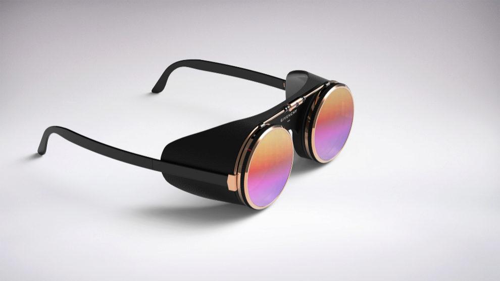 Las gafas Givenchy x VR han sido diseñadas por la institución...