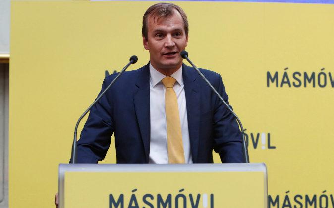 Meinrad Spenger, fundador y CEO de MásMóvil.