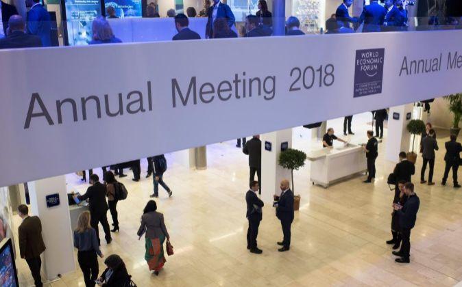 Vista general durante la jornada inaugural de la 48ª reunión anual...