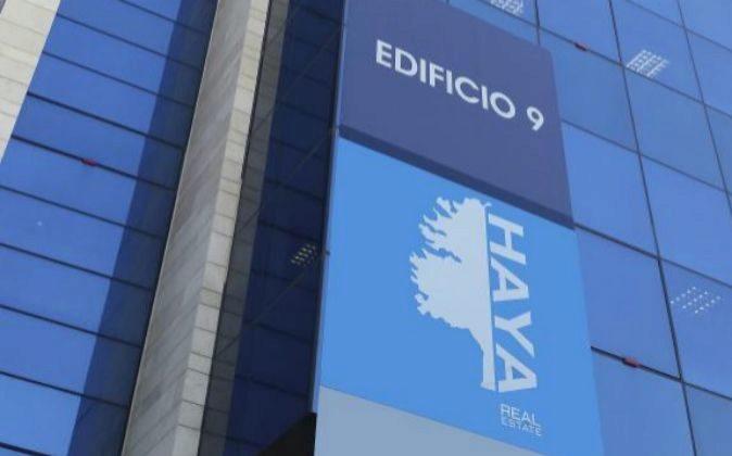 Edificio de Haya Real Estate en Madrid