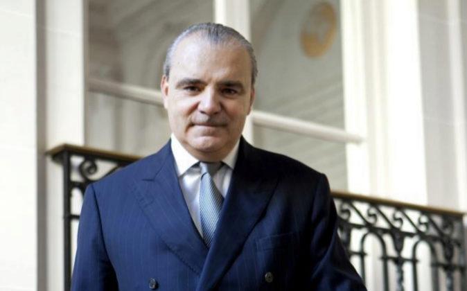 Jean-Louis Chaussade, director general de Suez.