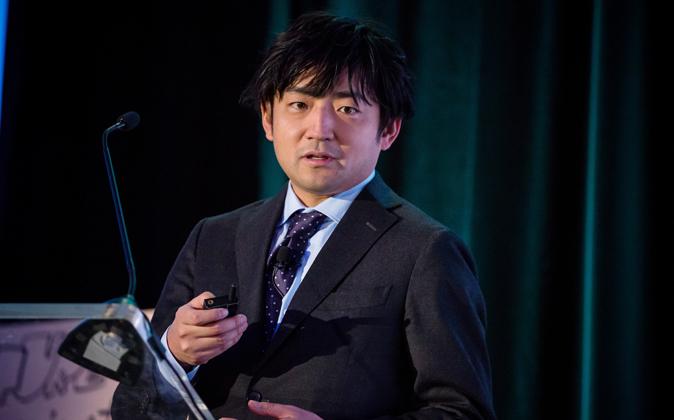 Yuzo Kano, CEO de BitFlyer.