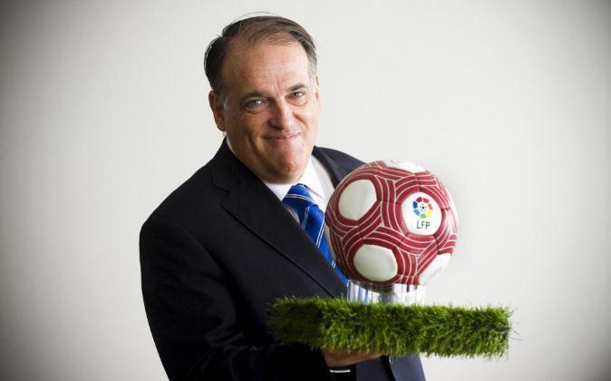 Italia quiere fichar a tebas para relanzar su liga de f tbol - Db direct empresas ...