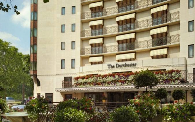 Imagen de The Doschester, el exclusivo hotel londinense donde se...