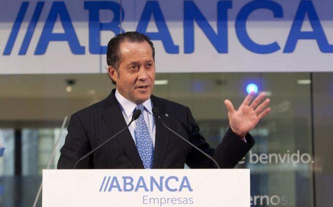 Juan Carlos Escotet, presidente de Abanca.