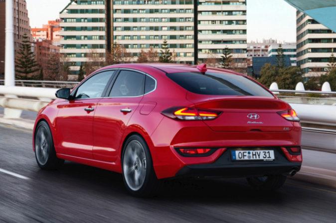 Hyundai i30 Fastback: una propuesta atrevida