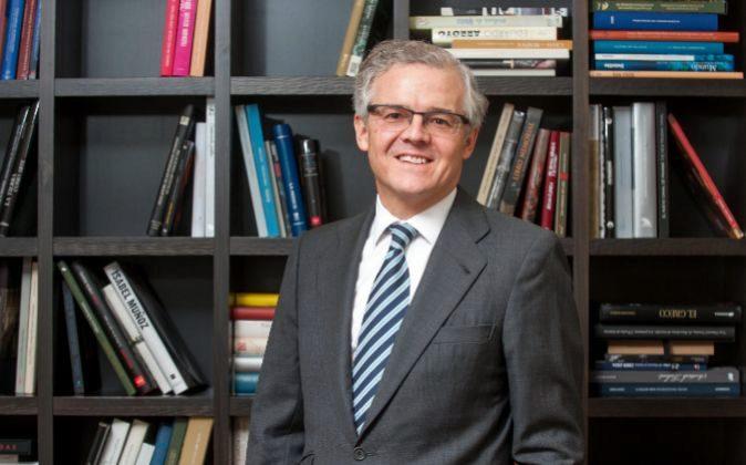 Sebastián Albella, presidente de la CNMV