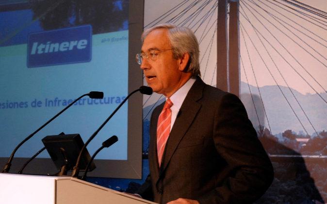 Pedro Pérez, en una imagen de archivo.