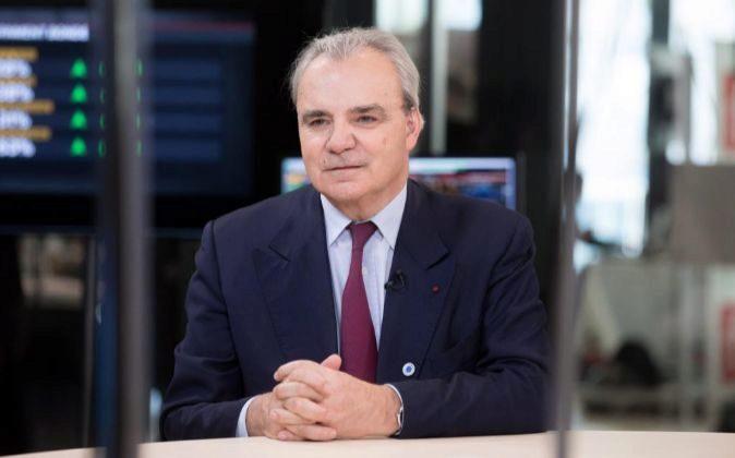 Jean-Louis Chaussade, CEO de Suez SA.