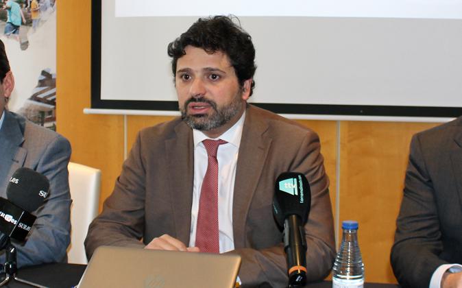 Alexandre Pessegueiro, directivo de Asset Management de Sonae.
