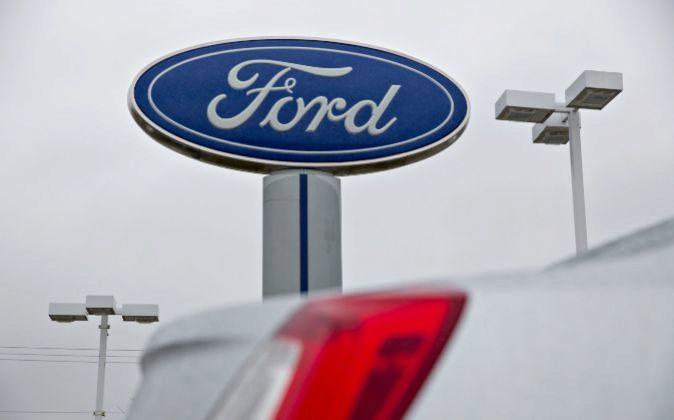 Logo de Ford.