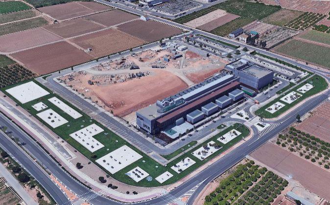 Mercadona destina 80 millones de euros a su nueva sede for Oficinas de bankinter en valencia