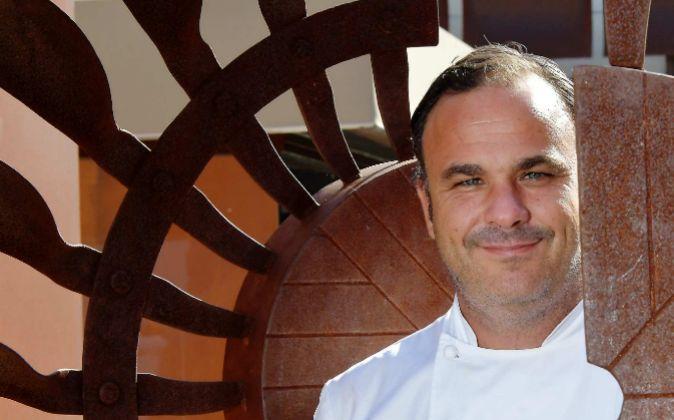 Ángel León conocido como 'el chef del mar'