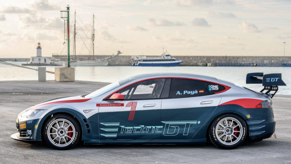 Tesla Model S P100D será el modelo con el que la compañía de Elon...