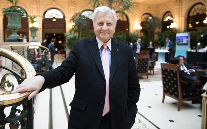 El expresidente del Banco Central Europeo (BCE), Jean-Claude Trichet.