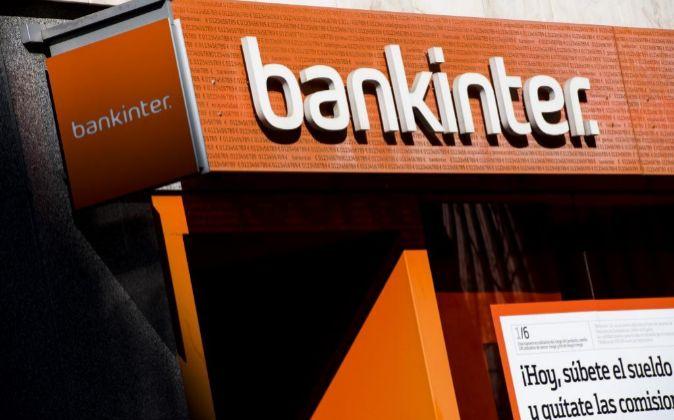 Sucursal de Bankinter en Madrid