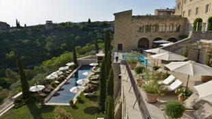 Hotel Rosa Alpina.