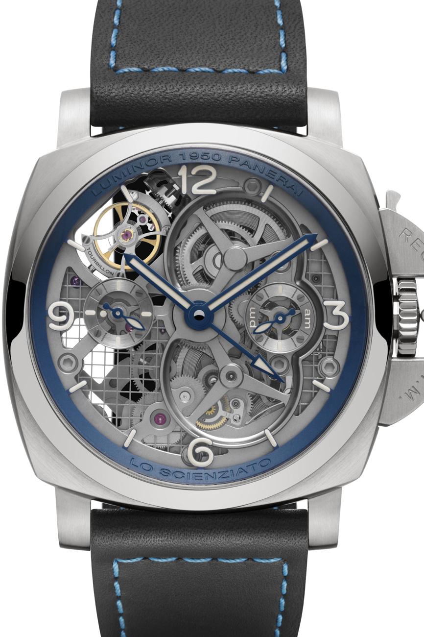 La nueva edición de este reloj inspirado en Galileo Galilei vuelve a...