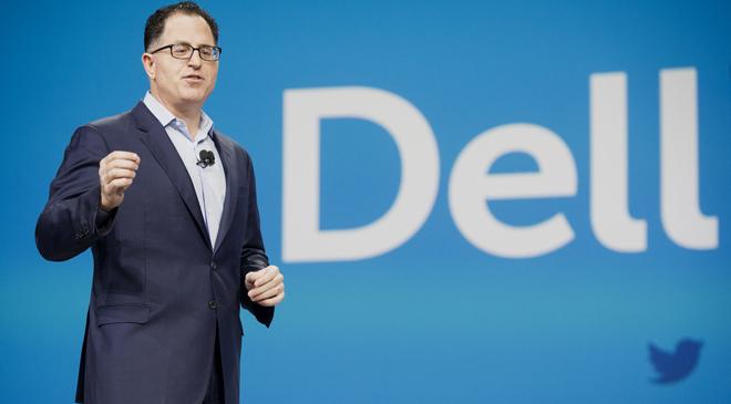 Michael Dell, consejero delegado de Dell.