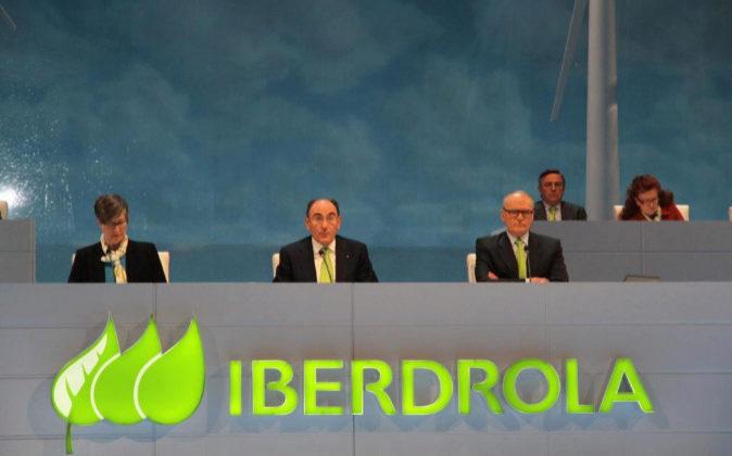 Ignacio Sánchez Galán, presidente de Iberdrola, en la Junta General...