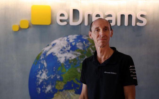 Dana Dune, CEO de eDreams.