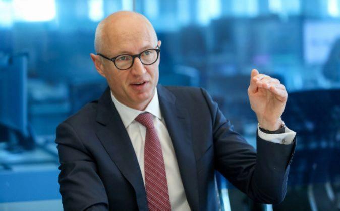 Lars Fruergaard Jorgensen, CEO de Novo Nordisk.