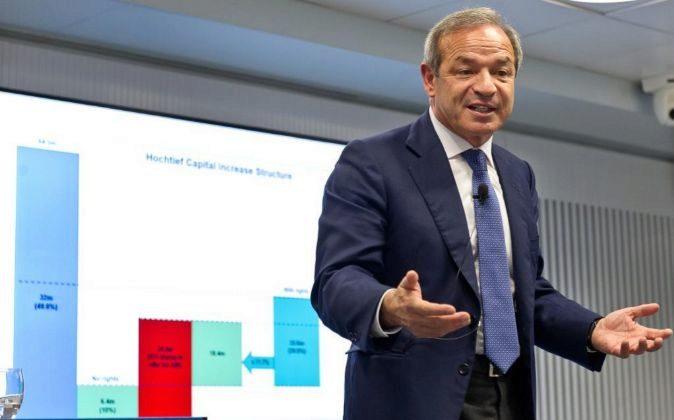 ACS apuesta por Norteamérica con una inversión de 17.000 millones y 17 proyectos