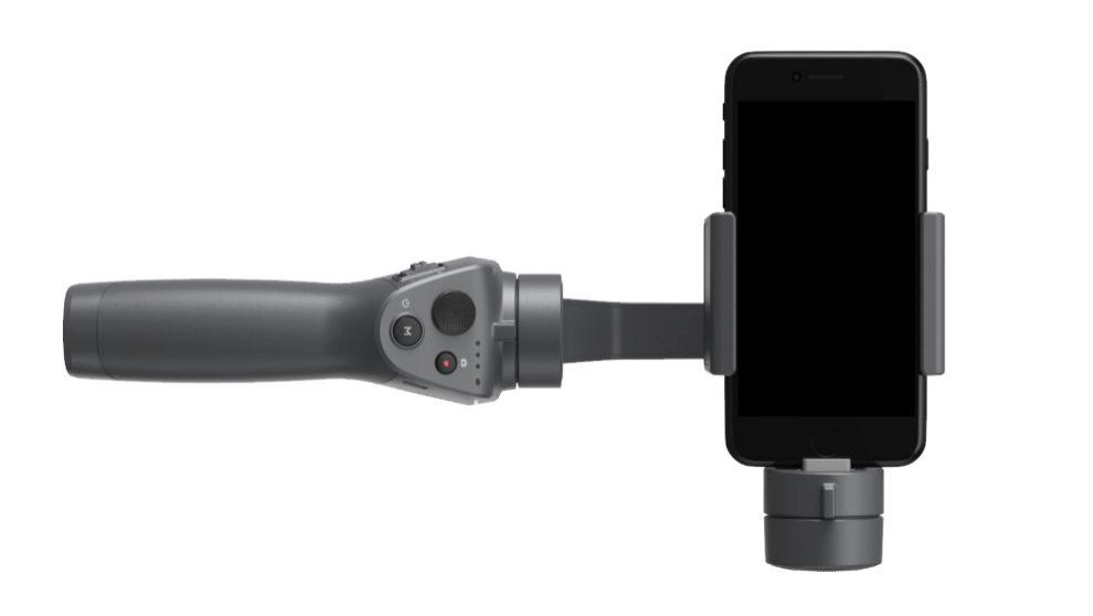 El soporte para 'smartphones' Osmo Mobile 2.