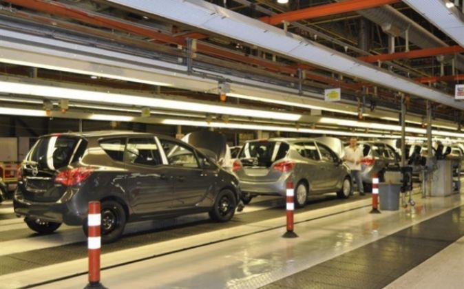 Planta Opel Figueruelas