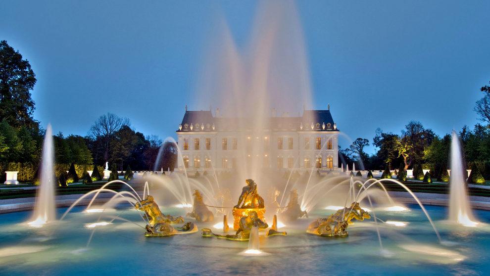 Castillo Château Louis XIV,uibicado en Louveciennes, una zona a las...