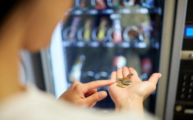 La máquina de \'vending\' no sustituye al comedor de empresa