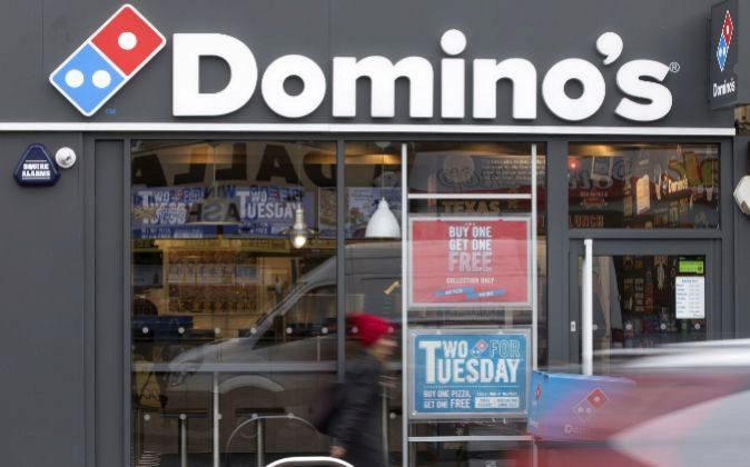 Restaurante de Domino's Pizza.